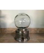 RARE Small Glass Globe Antique H&W Gum Gumball Machine EUC - $222.75
