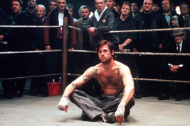 Brad Pitt Snatch. Bare Chested In Boxing Ring 18x24 Poster - $23.99