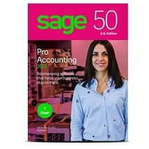 Sage 50 Pro Accounting U.S. 2019 Business Essentials Windows New - $379.99