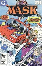 Mask #1 (When Opportunity Knox !) [Comic] [Dec 01, 1985] DC - $1.95