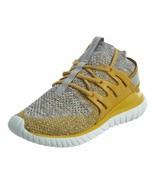 adidas Men's Tubular Nova Pk Originals Running Shoe 11.5 Yellow - $116.82