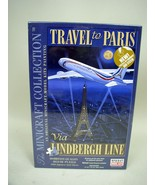 Lindberg Line 777 Model Puzzle #50018 NRFB by Minicraft - $27.41