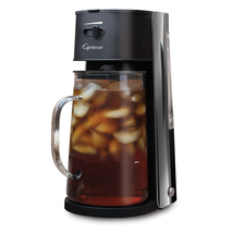 Ice Tea Maker Automatic Shut Off Capresso Large Capacity 80-oz Ice Coffe... - $108.90