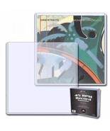 1 Case (100) BCW 45 RPM RECORD Topload Holders Holds Vinyl Records (topl... - $94.99