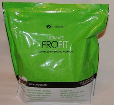 It Works Ultimate ProFit Pro Fit Rich Chocolate Shake Mix 1.60 Lbs New - $65.52