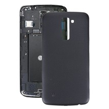 Back Cover with NFC Chip for LG K10 (Black) - $5.80