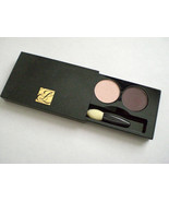 Estee Lauder Pure Color Eyeshadow Duo in Rose Confetti and Plum Pop  - $14.98