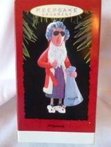 Hallmark 1993 Maxine Ornament - NIB, B2 - $7.70