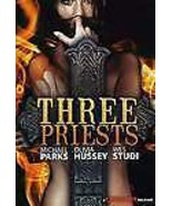 THREE PRIESTS DVD - $1.90