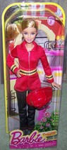 Barbie FIREFIGHTER Doll New - $12.88