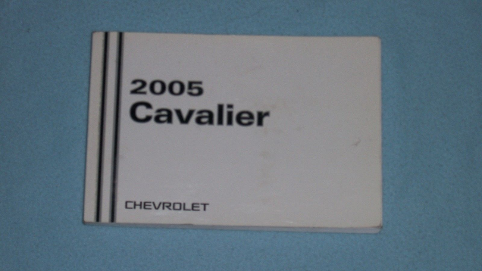 2005 chevrolet cavalier owners manual and similar items rh bonanza com 1998 Chevy Cavalier Owner's Manual 2005 Cavalier Manual Black