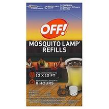 OFF! Mosquito Lamp Refills 2 ct, 0.058 oz - $7.59