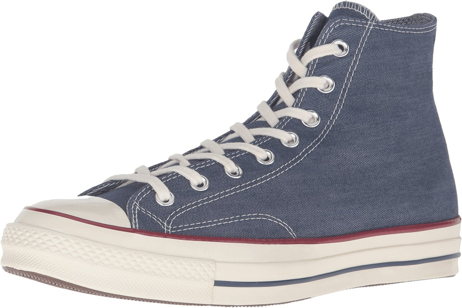 Converse Chuck Taylor All Star '70 Denim Shoes (8.5 D(M) US / 10.5 B(M) US, Insi