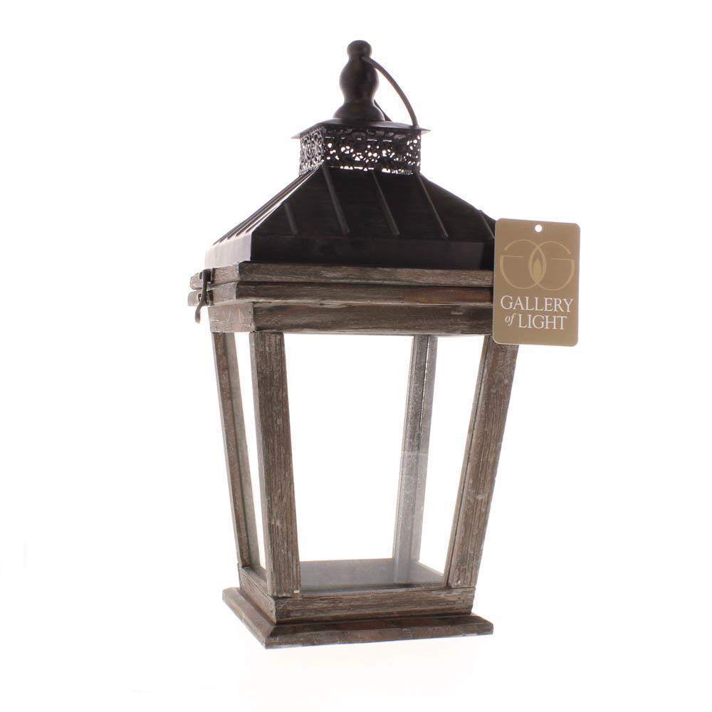 Bungalow Candle Lantern  10015422  SMC