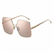 NEW AUTHENTIC FENDI FF0439/S - Gold - $220.49