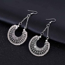 FAMSHIN 2017 Fashion Boho Long Drop Earrings For Women Jewelry Vintage S... - $20.00
