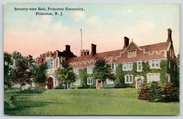 Princeton New Jersey~Princeton University~Seventy-Nine Hall~Still Standi... - $6.80
