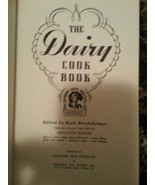 DAIRY COOKBOOK FROM THE CULINARY ARTS INSTITUTE 1941 - $7.95