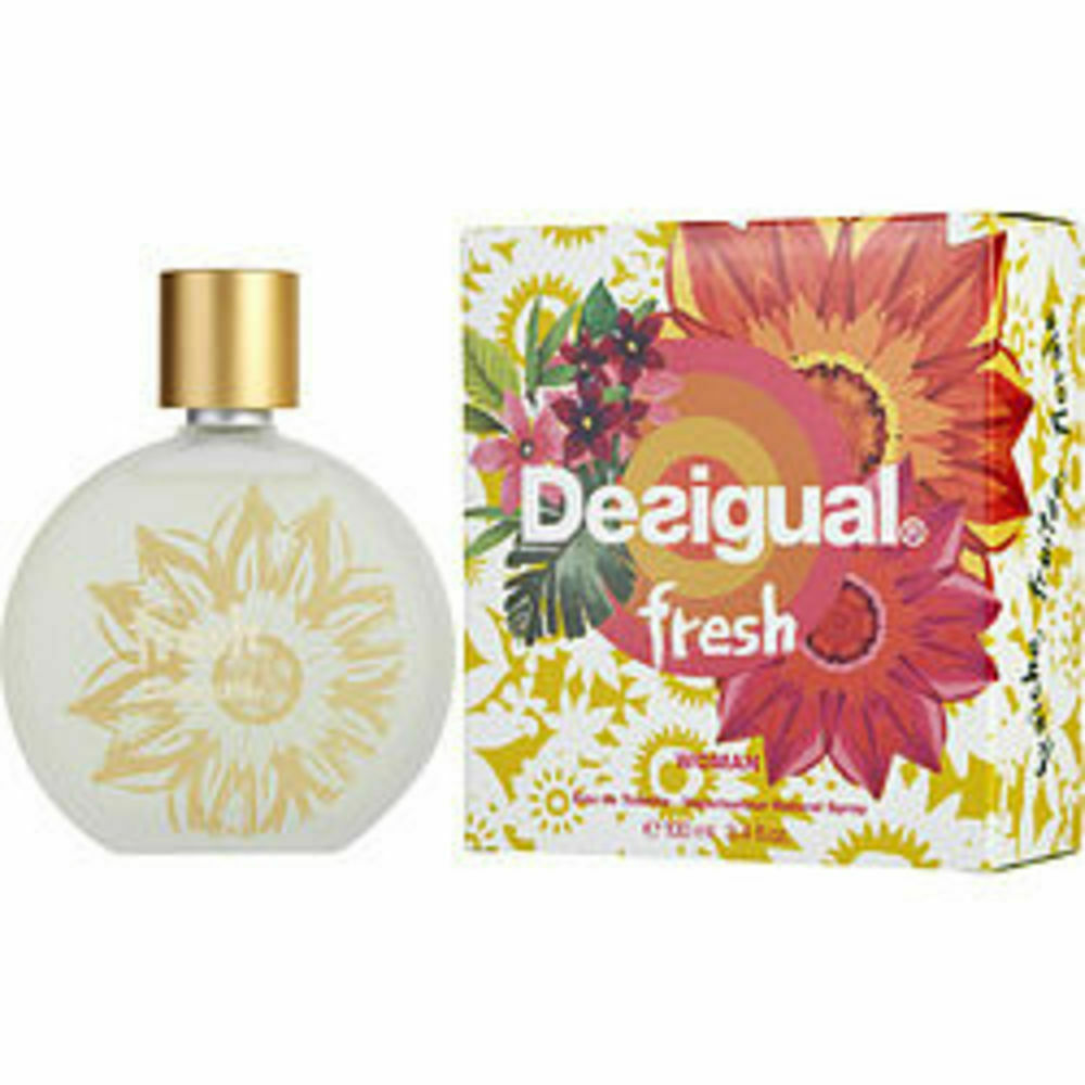 Primary image for New DESIGUAL FRESH by Desigual #295424 - Type: Fragrances for WOMEN