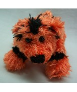 "Dakin BRIGHT ORANGE ROGER THE TIGER 5"" Plush STUFFED ANIMAL Toy - $14.85"