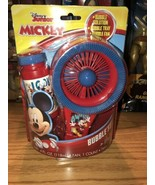 Disney Junior Mickey Mouse Clubhouse Bubble Fan Playset New - $24.70
