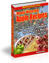 Mouth-Watering Apple Recipes - ebook - $1.79