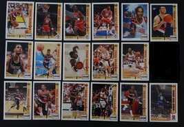 1991-92 Upper Deck Portland Trailblazers Team Set Of 17 Basketball Cards... - $4.35