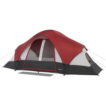 8-Person Dome Tent with Removable Center Divider Camping Outdoor Family ... - $168.99