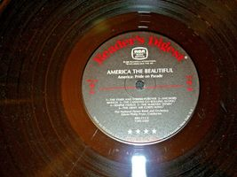 America The Beautiful RCA A Musical Salute to the Statue of Liberty AA-191765 Vi image 7