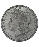 1879 de Plata Morgan Dolar en Elección Bu Estado - €60,63 EUR
