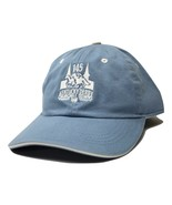 Kentucky Derby Churchill Downs Ahead Classic Cut Adjustable Light Blue Hat  - $18.99