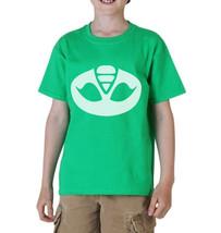 PJ mask GEKKO outfit Kid / Youth Tee T-shirt IRISH GREEN - $20.50