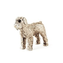 Bouvier Des Flandres Made in UK Artistic Style Dog Figurine Collection - $40.79