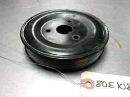 80E108 Water Pump Pulley 2011 Dodge Avenger 2.4L  - $25.00