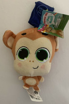 Little Tykes Little Baby Bum Mac the Monkey Singing Plush Monkey Jump On... - $10.99