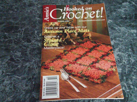Annie's Hooked on Crochet Pamphlet October 2007 - $2.99