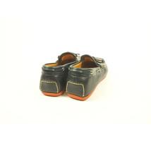 TOFT Navy Shoes 6 Men's Casual Santoni EqtAxIw1t