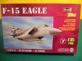 Revell 1:100 F-15 Eagle Snap Tite NEW!! - $9.99