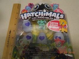 NEW Hatchimals Colleggtibles Mini 4 Pack Bonus Hatchimal Season 1 CHRIST... - $18.80
