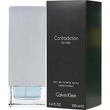 Contradiction By Calvin Klein Edt Spray 3.4 Oz - $94.00