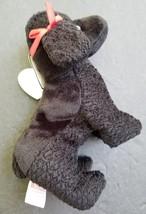 "1997 Ty Original Beanie Babies GIGI Black Poodle Dog April 7, w/Tags  (8"") - $11.39"