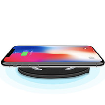 Qualcomm 3.0 Quick Charge Ultra-Slim Wireless Charger (White) - $16.99