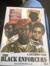 A Lee Frost Film The Black Enforcers Dvd - $8.04