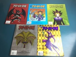 YUGIOH YU-GI-OH BECKETT TRADING CARD COLLECTOR Editions 2003 LOT OF 5 Ma... - $19.75