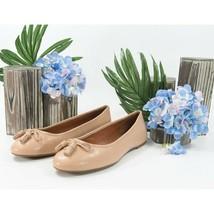 Coach Beechwood Leather Bea Tassel Leather Ballet Flats Size 9.5 NIB - $97.52
