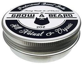 Beard Balm | Leave-in Conditioner & Softener for Men Care | Best Facial Hair & M image 2