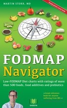 The FODMAP Navigator: Low-FODMAP Diet charts with ratings of more than 5... - £6.21 GBP