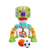 Count & Win Sports Center with Basketball and Soccer Ball - $75.05