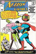 Action Comics Comic Book #335 Superman, DC Comics 1966 FINE+ - $30.88