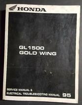 Oem 1995 Honda GL1500A Se Gold Wing Dealer Service/ELECTRICAL Manual 61MAM00-AH - $69.95